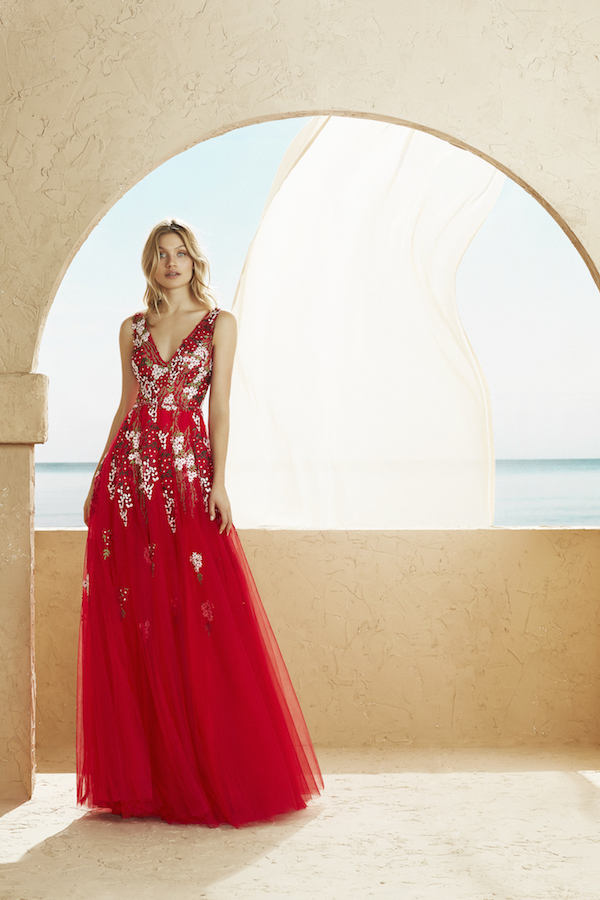 Image for Prom, Evening  & Helston Flora dresses
